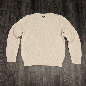 J. Crew Cotton Sweater